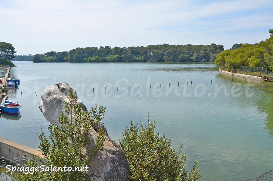 Spiaggia Alimini Salento in Puglia