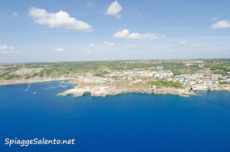 costa santa cesarea Salento