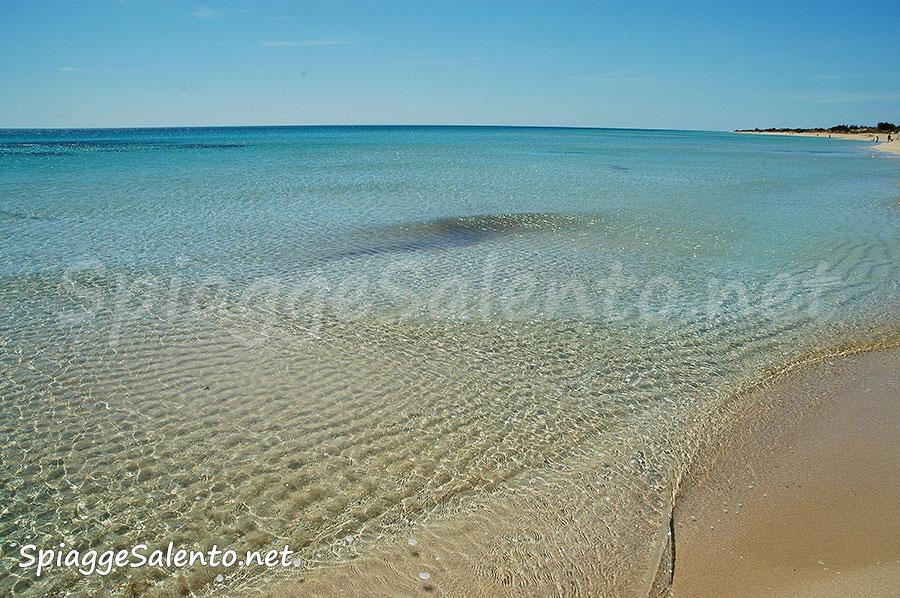 spiagge di sabbia di Puglia