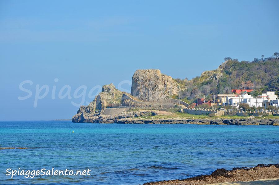 Spiaggia di Gallipoli a Lido Conchiglie