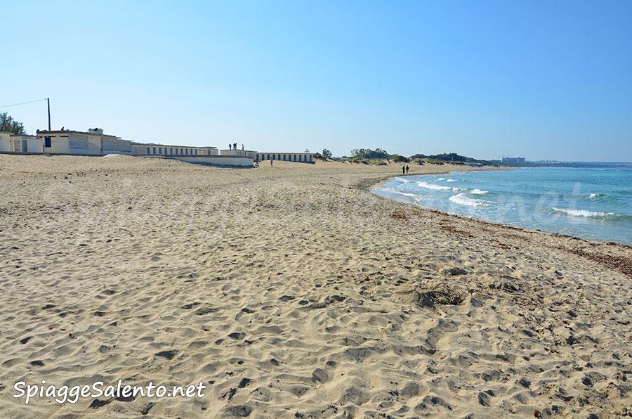 Lido Conchiglie spiagge in Puglia