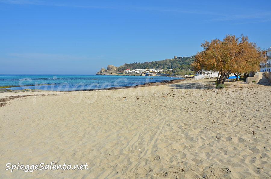 Spiagge di sabbia in Puglia