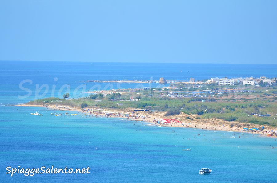 vacanze sulle spiagge in Puglia