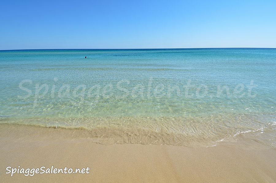 le spiagge di Ugento nel Salento