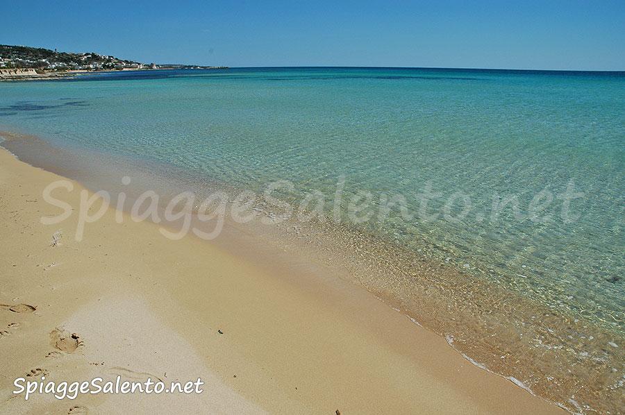 maldive del Salento in Puglia