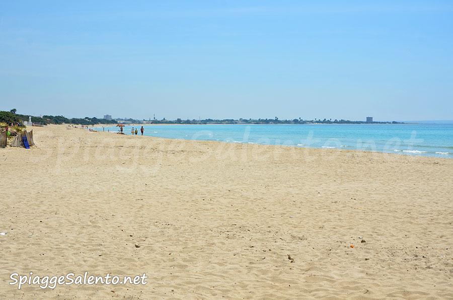 porto cesareo e le spiagge di Puglia