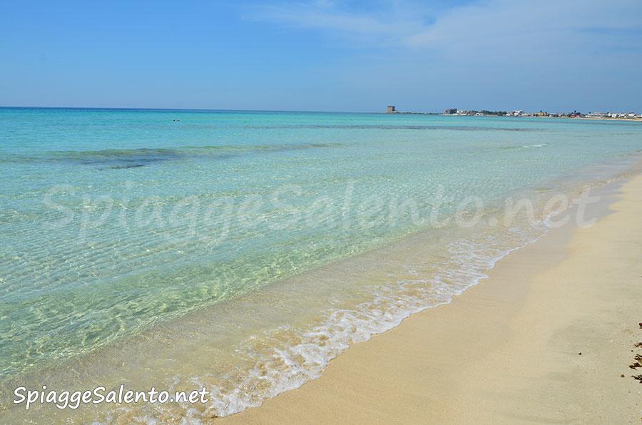 spiagge di Torre Lapillo Salento