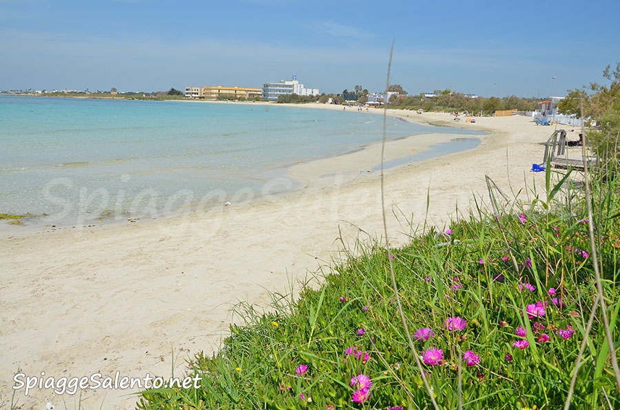 Porto cesareo splendide spiagge salentine