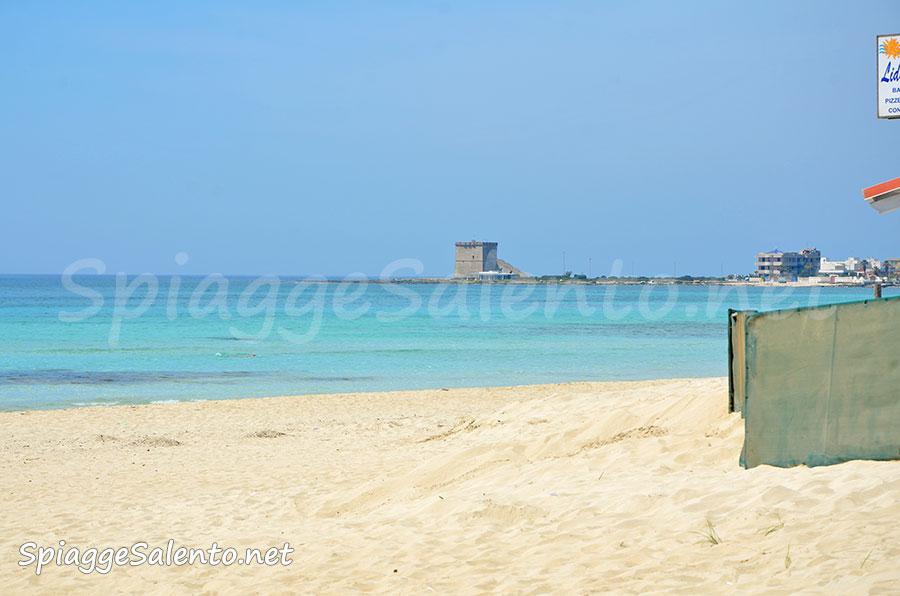 torre Lapillo la regina delle spiagge salentine
