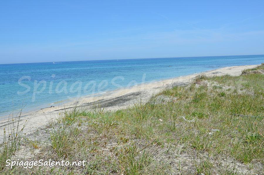 Le spiagge sul mare Adriatico del Salento