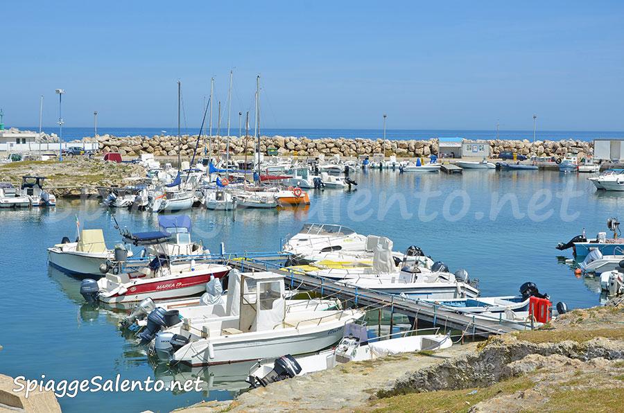 San Foca il porto del Salento