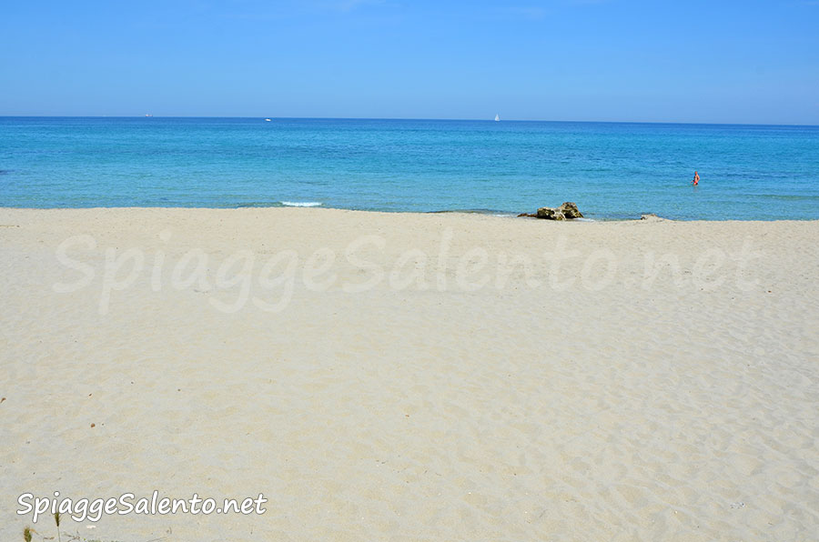 Splendide spiagge San Foca Salento