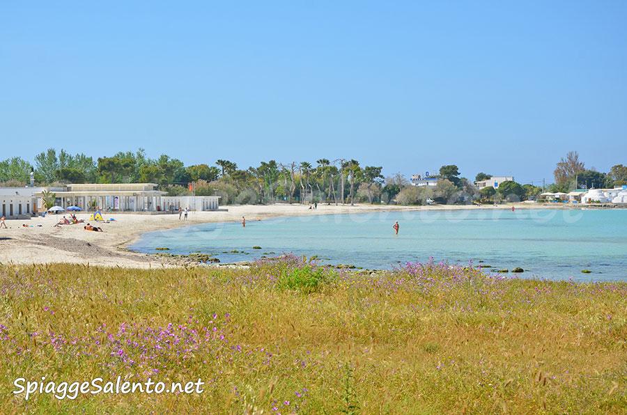 Trekking nel Salento a S.Isidoro sulla spiaggia