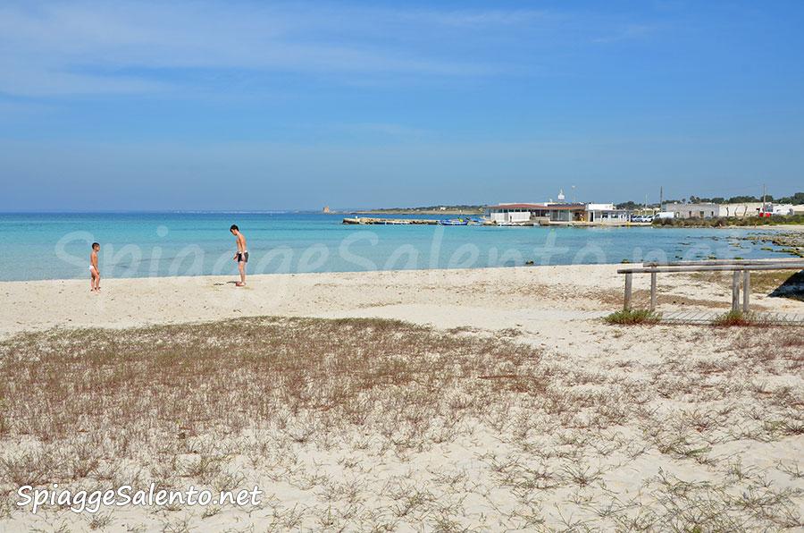 S.Isidoro e le spiagge tropicali del Salento