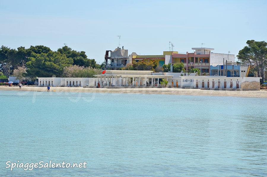 S. Isidoro le spiagge di sabbia nel Salento