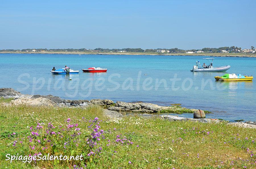 Le spiagge di S.Isidoro, meraviglie vicino Porto Selvaggio