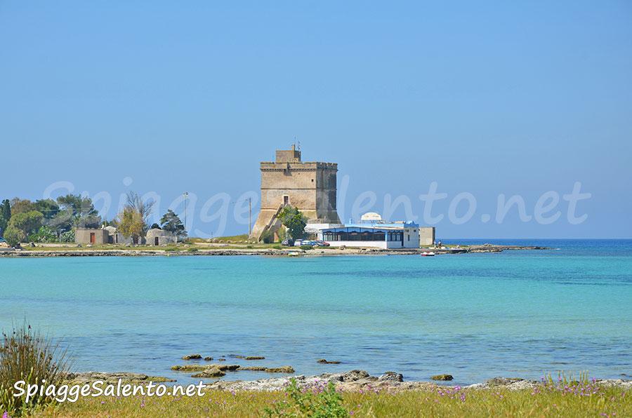 la torre costiera s.Isidoro nel Salento