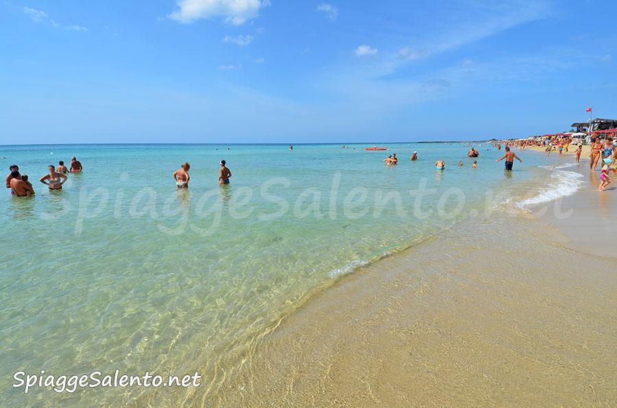 le maldive del Salento in Puglia