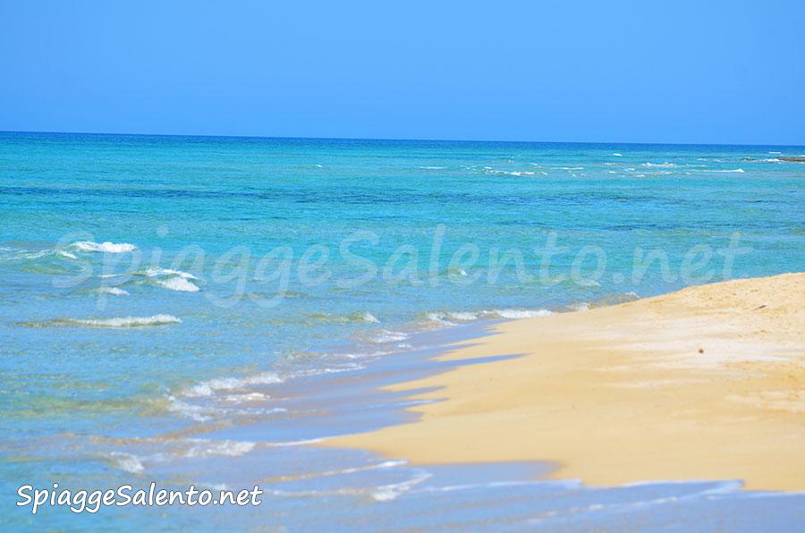spiagge nudisti in Puglia nel Salento