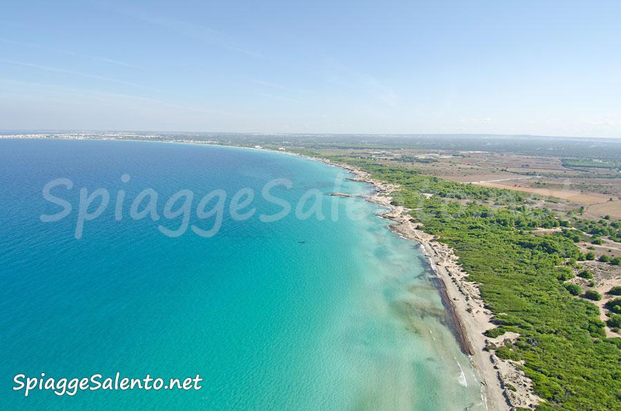 spiagge di Gallipoli nel Salento