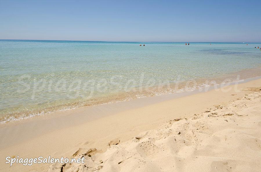 Le meravigliose spiagge di Pescoluse
