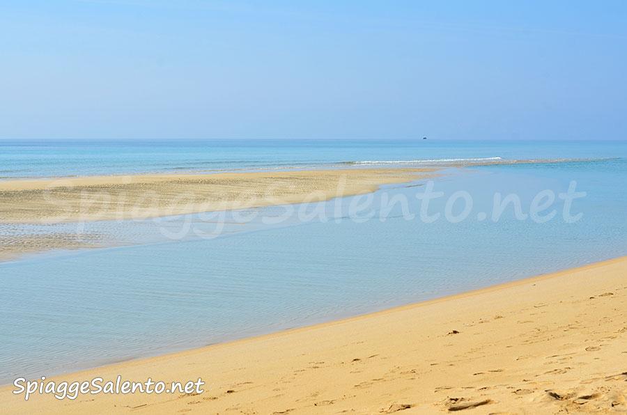 Pescoluse, tra le spiagge più belle del Salento