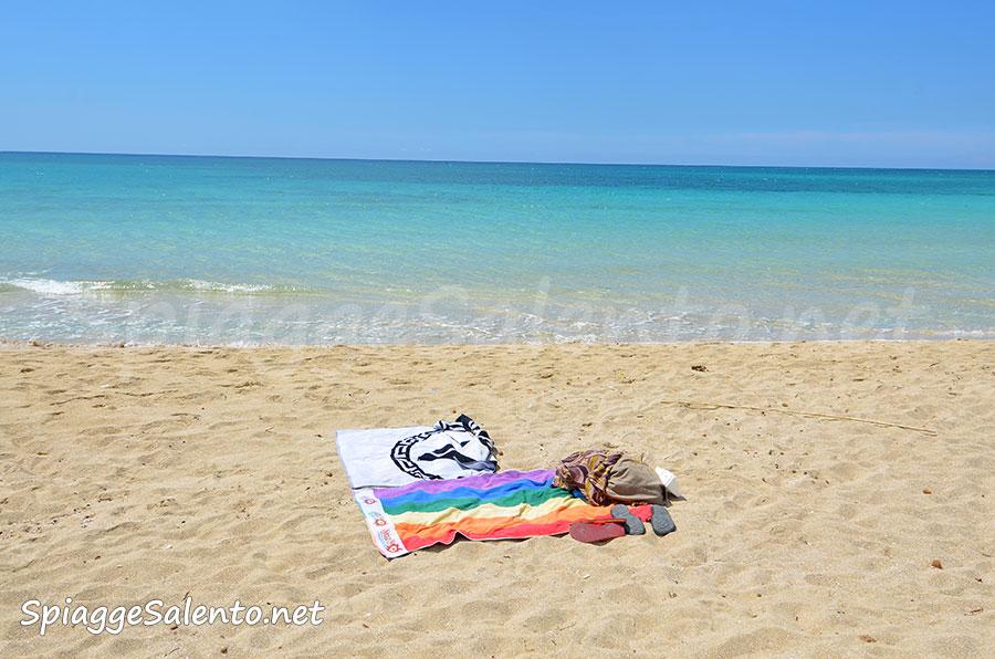 le spiagge del Salento sulla costa ionica