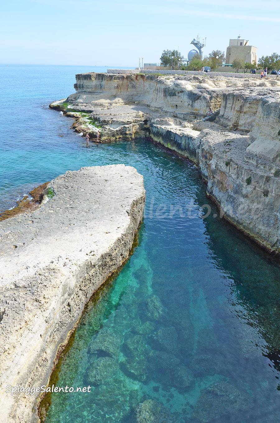 Torre dell'Orso Grotta del Canale Salento