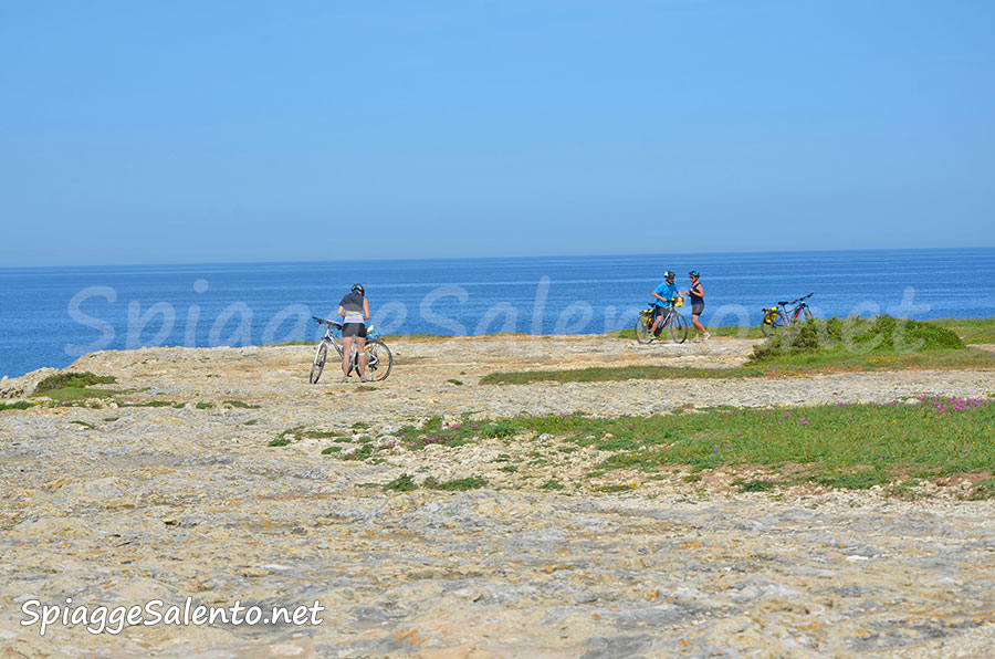 Torre dell'Orso e gli itinerari in bici nel Salento