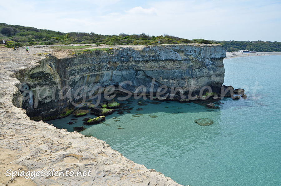 Torre dell'Orso camminare in Salento