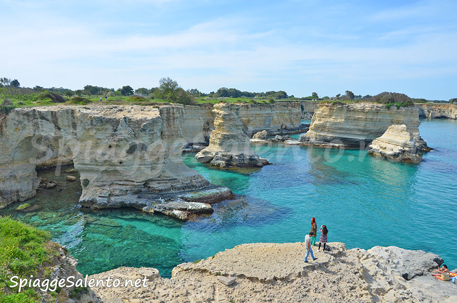 Torre dell'orso week end nel Salento