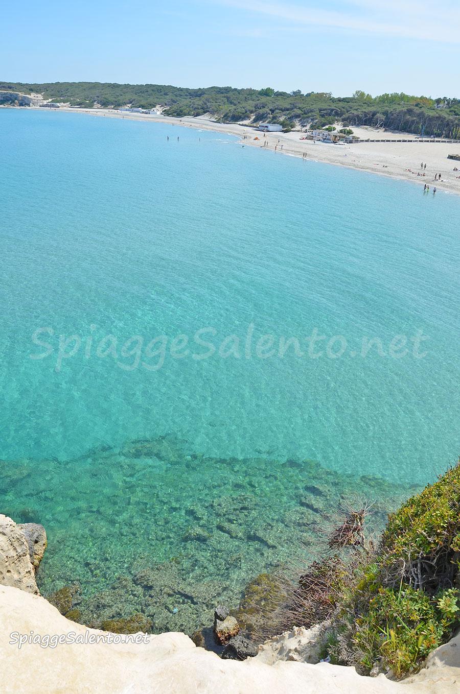 Torre dell'Orso splendide spiagge del Salento
