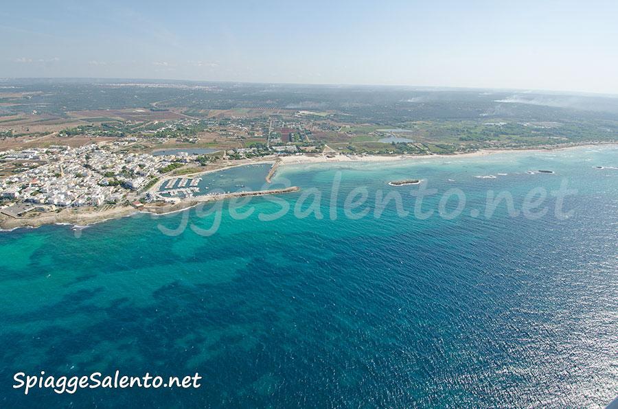 Spiaggia di Torre San Giovanni nel Salento