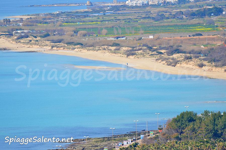 Sfondi spiagge del Salento